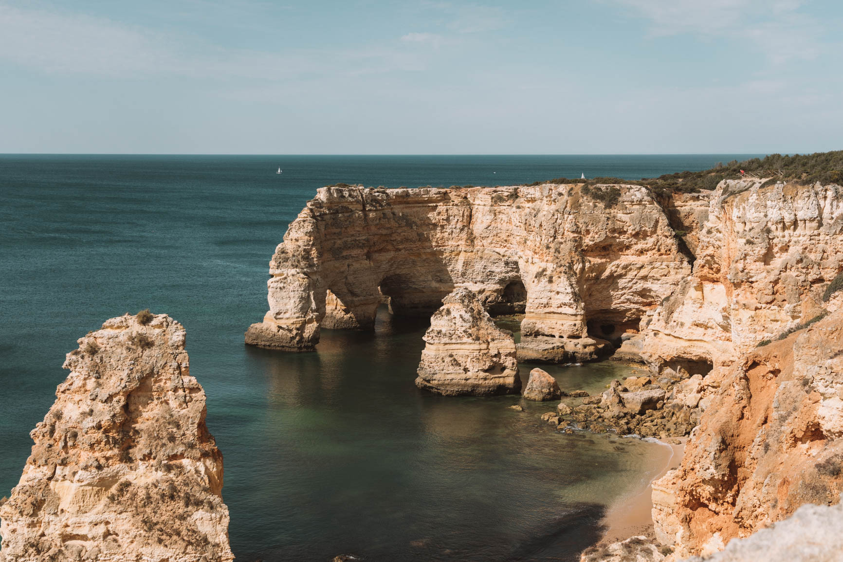 Seven Hanging Valleys Trail West Algarve Portugal - 30 minutes away from Lagos #Portugal
