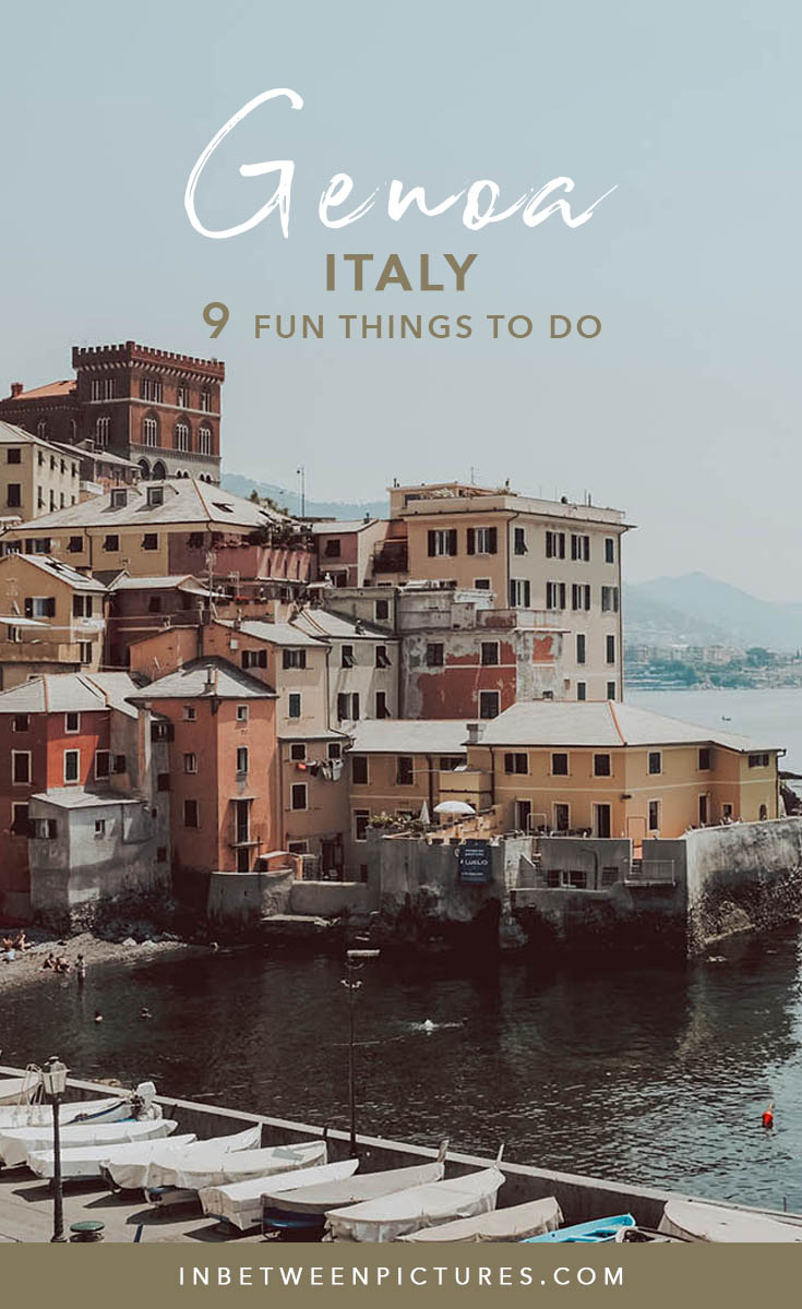 Your Complete Guide To Genoa Italy - What to do in Genoa, Where to stay in Genoa, and Day Trips from Genoa #Italy #Europe
