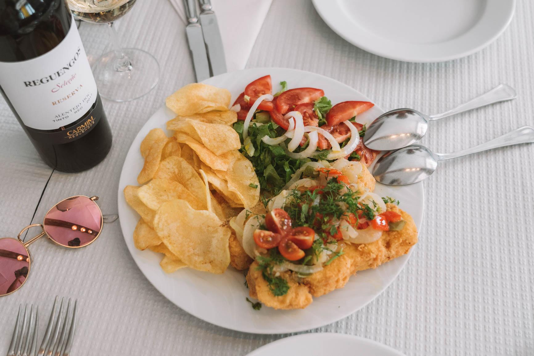 Bacalhau - Portugal Traditional Food