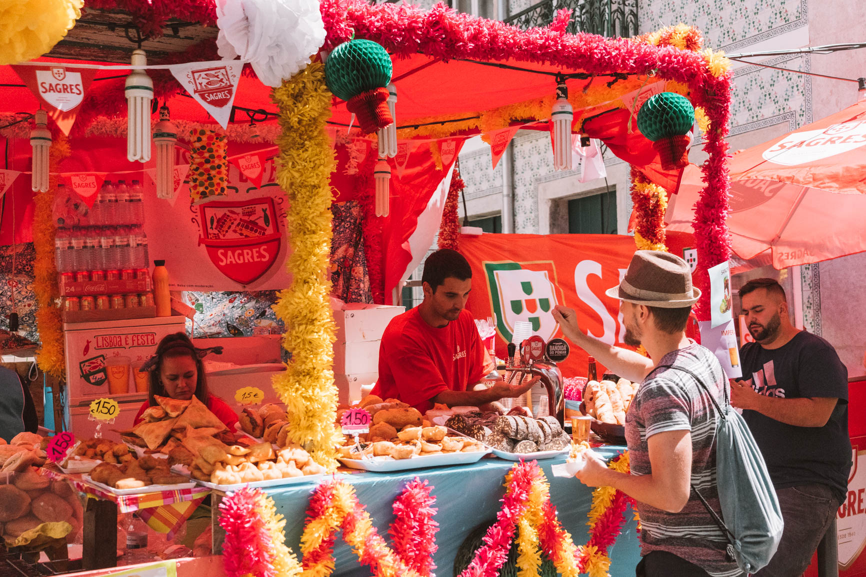 Portugal Street Food