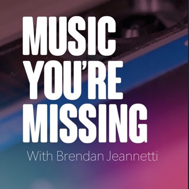 Check out our friend @brendanjeannetti and discover new music on his Music You're Missing podcast and playlist!  We're excited to have our latest single #SaturnsDay featured this week.  Check it out!  https://open.spotify.com/user/jeannettib15/playlist/5Uj5cxuTitTFGwxI9RPCwT?si=nAtZCS-hSui2oZUi4nILig&nd=1