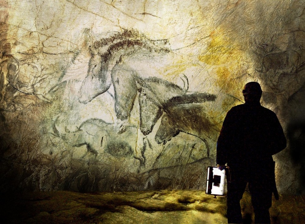 Cave of Forgotten Dreams,Written and directed by Werner Herzog,History Films, 2010