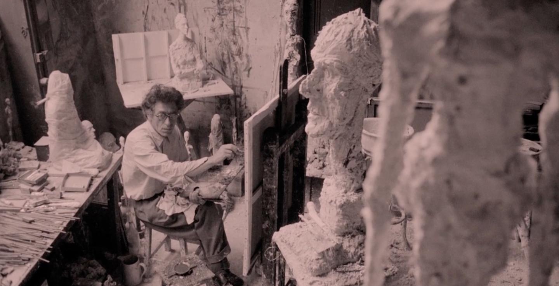 Giacometti's world through the photographs of Ernst Scheidegger