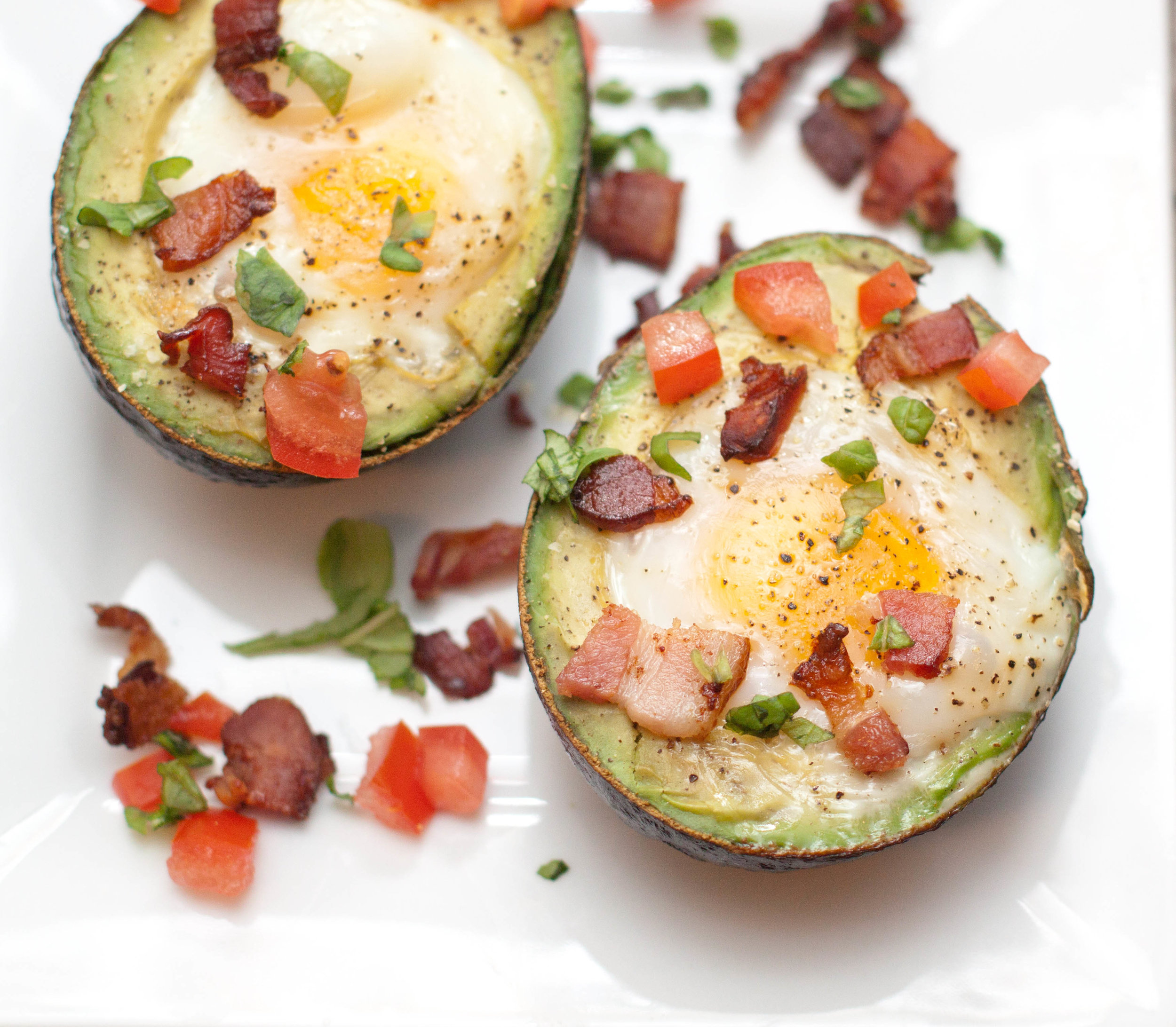 Avocado Baked Eggs - Prep: 10 MINTotal: 40 MINServings: 2
