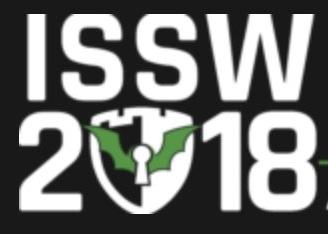 Infosec SouthWest 2018