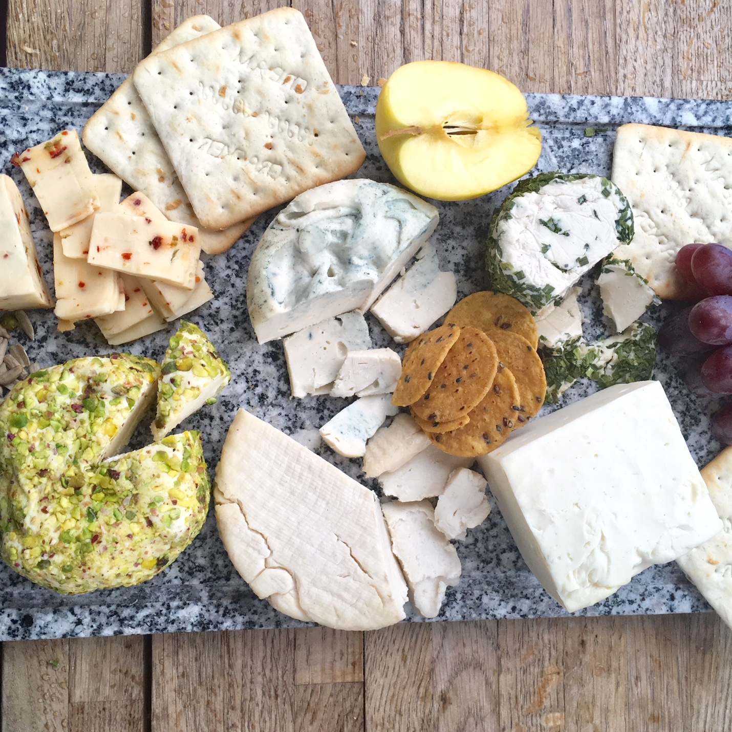 REAL PLANT-BASED CHEESE - Artisan Crafted