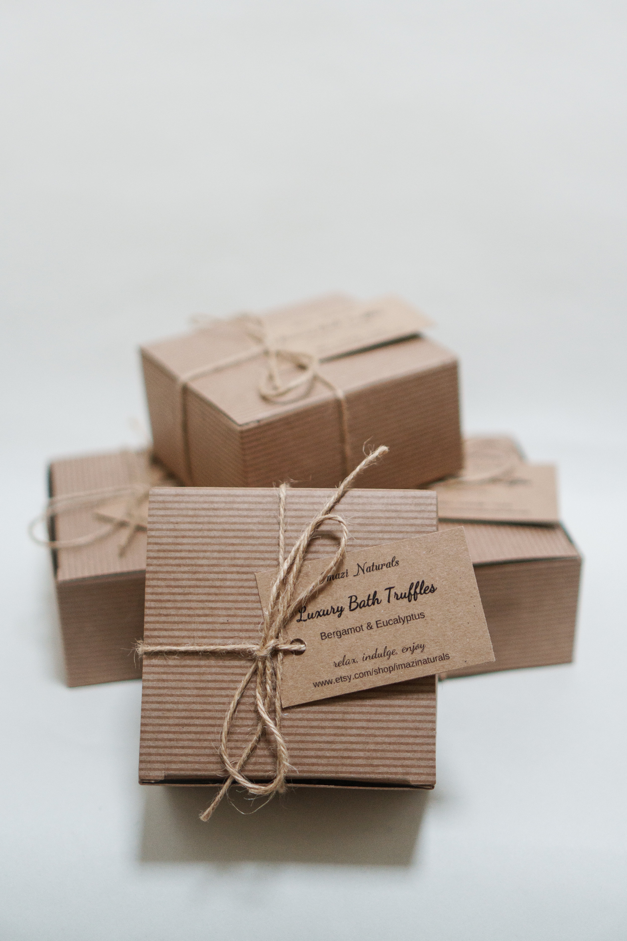 Gift Boxes - Treat yourself or someone special to one of our beautiful gift boxes