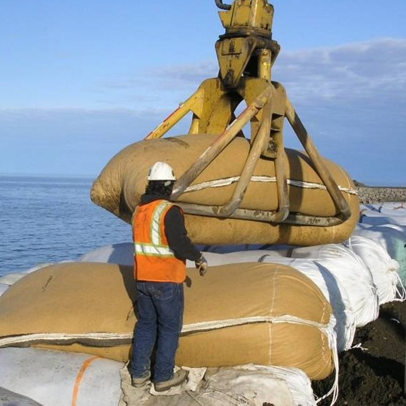 GEOTEXTILE ARMOR SYSTEMS -