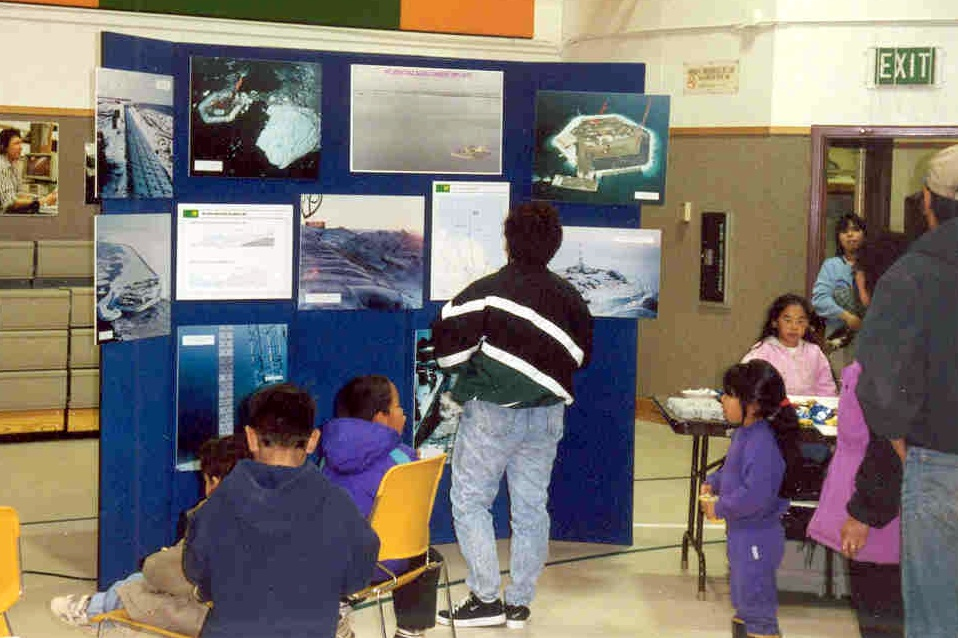 Technology Fair - Kaktovik, Alaska