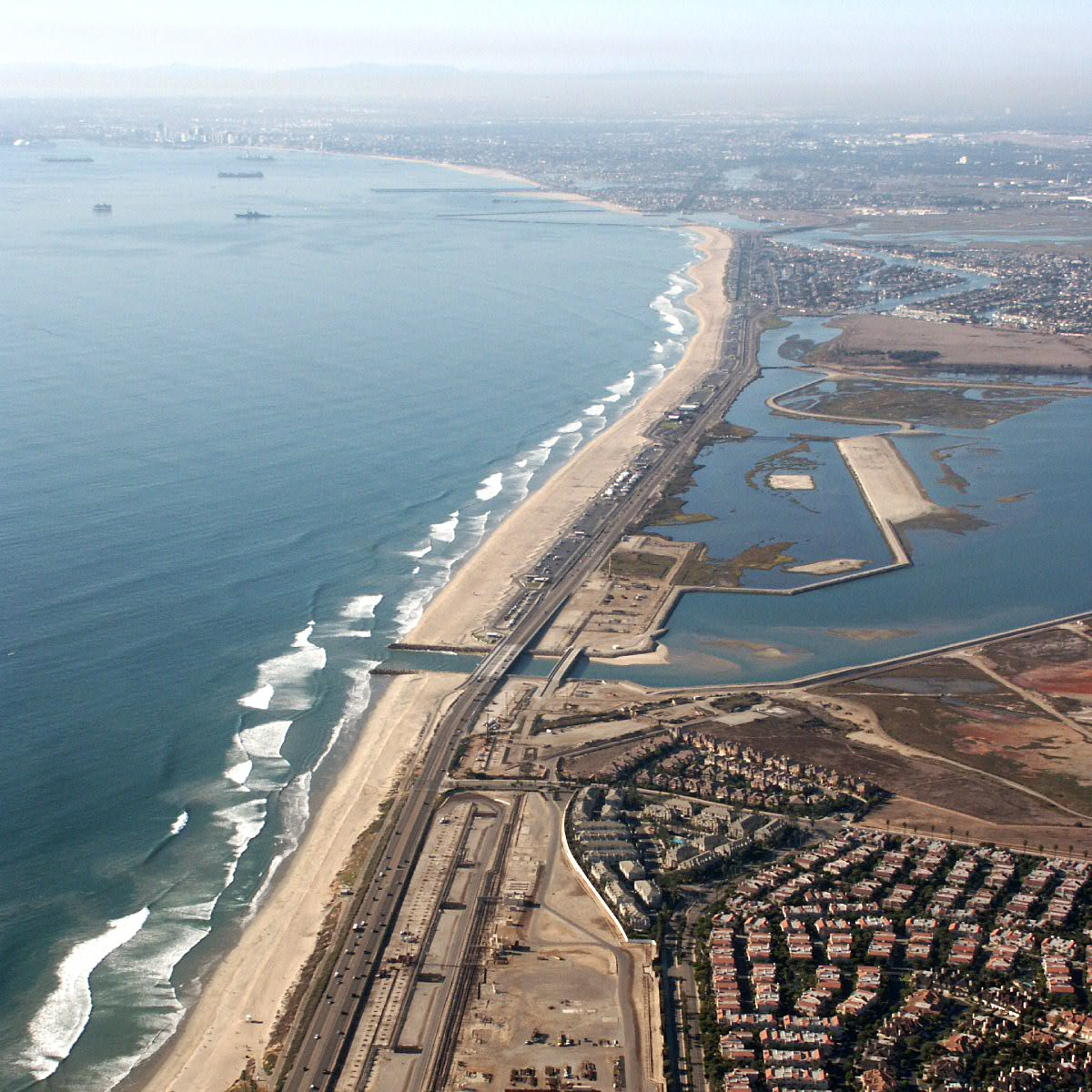 REGIONAL COASTAL ENGINEERING STUDIES - ORANGE COUNTY, CA