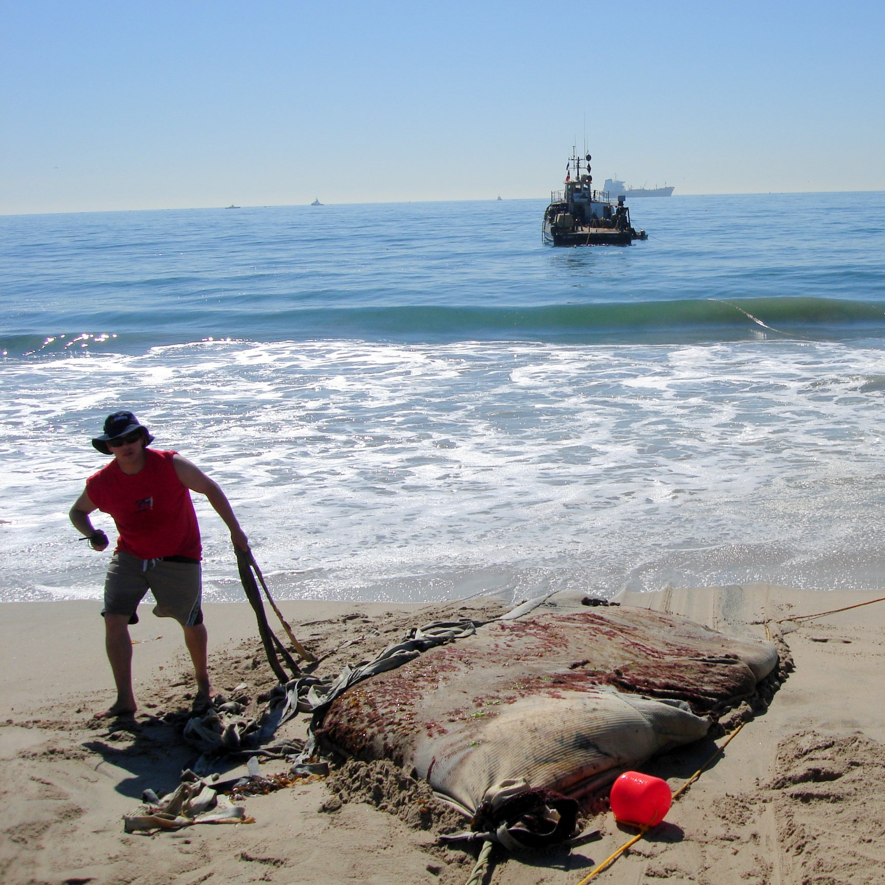 REMOVAL OF PRATTE'S REEF - A MAN-MADE SURF ENHANCEMENT STRUCTURE