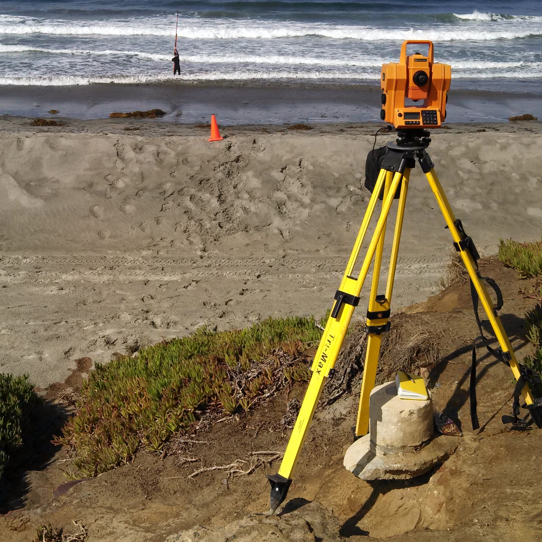 REGIONAL BEACH MONITORING PROGRAM - SAN DIEGO COUNTY