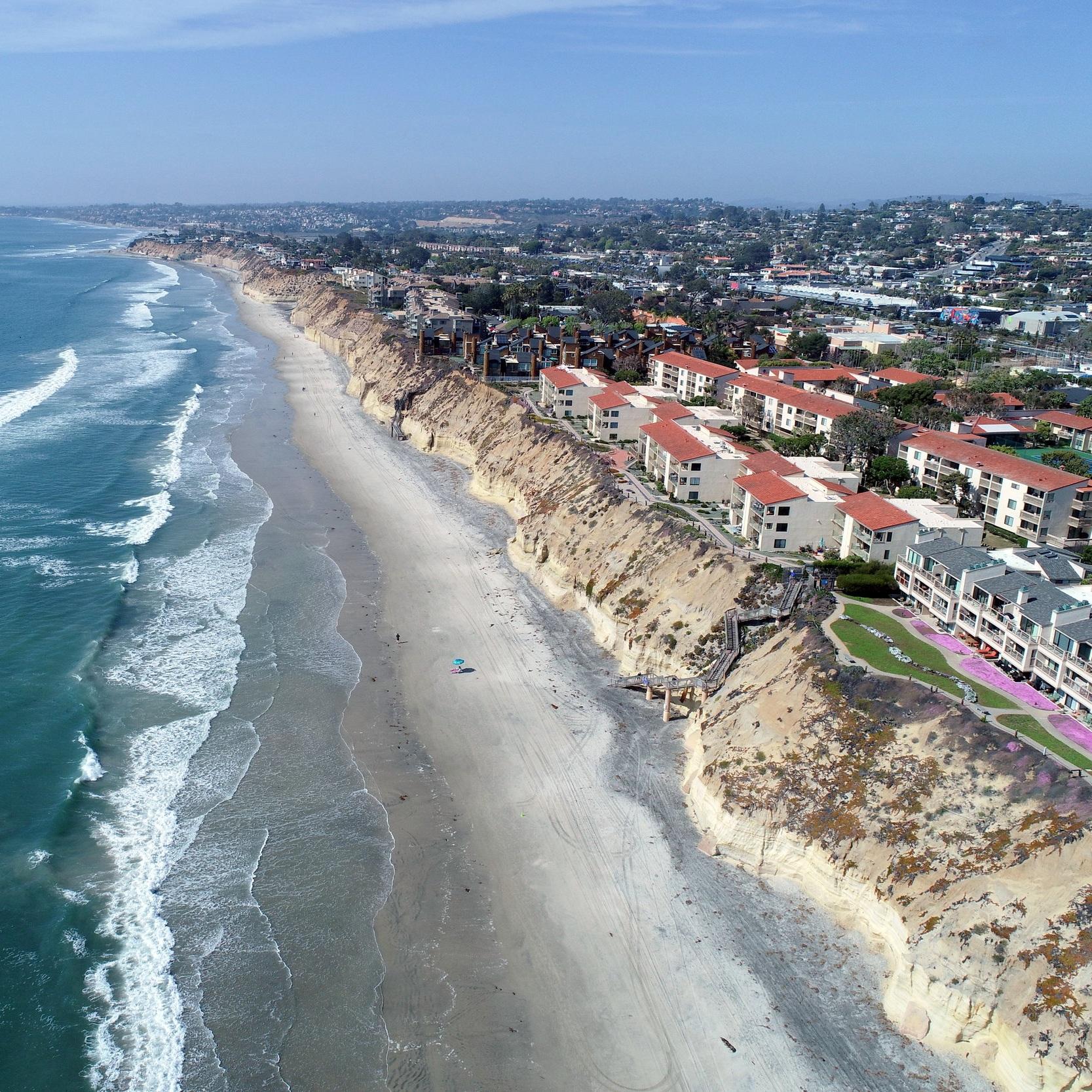 CALIFORNIA BEACH RESTORATION STUDY -