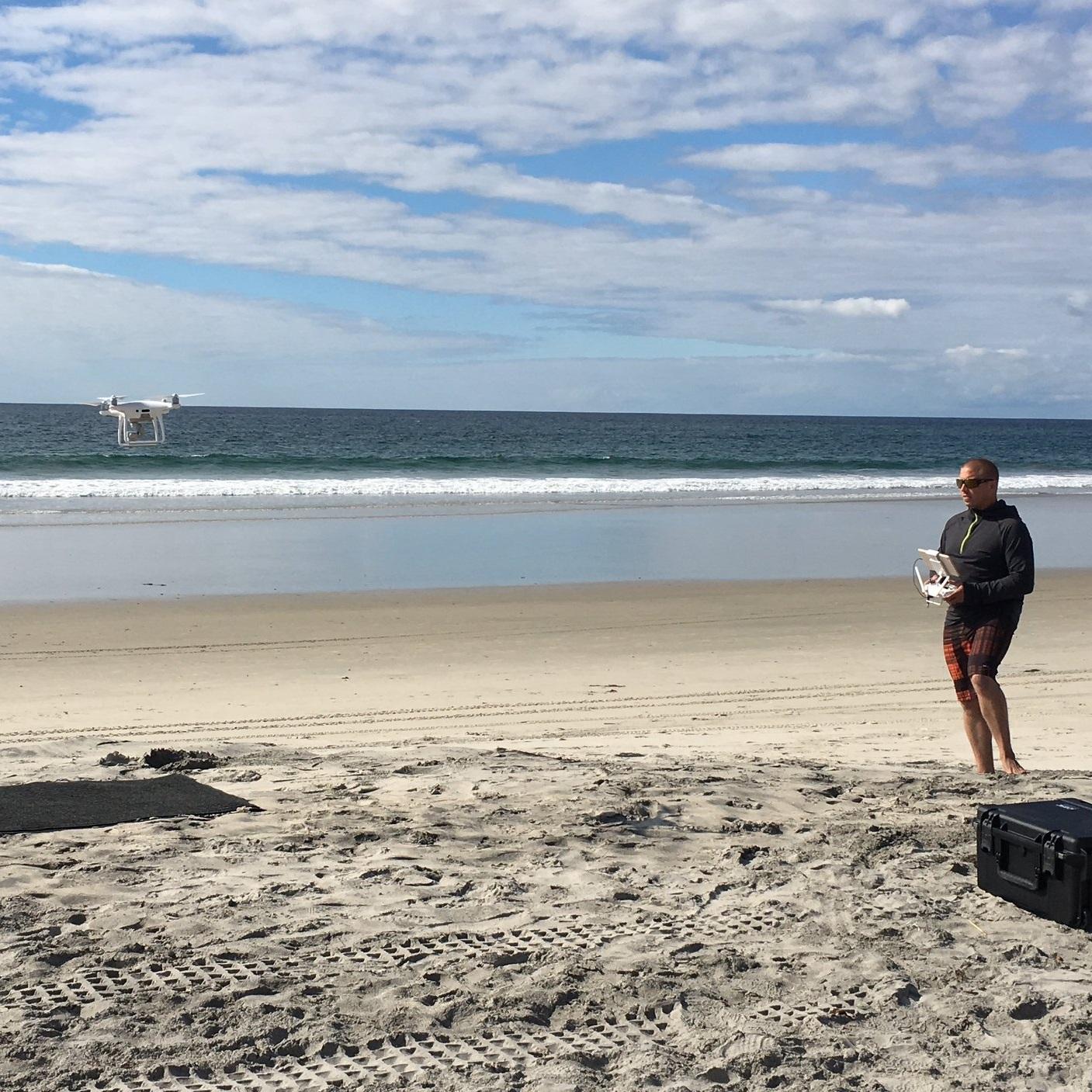 BEACH PROFILE SURVEYS -