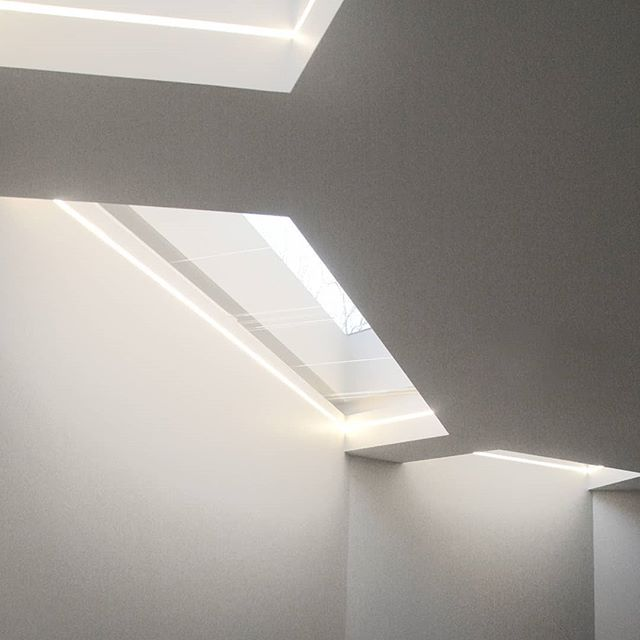 Even basements need natural daylight #basements #digginit #wimbledon #flatrooflight