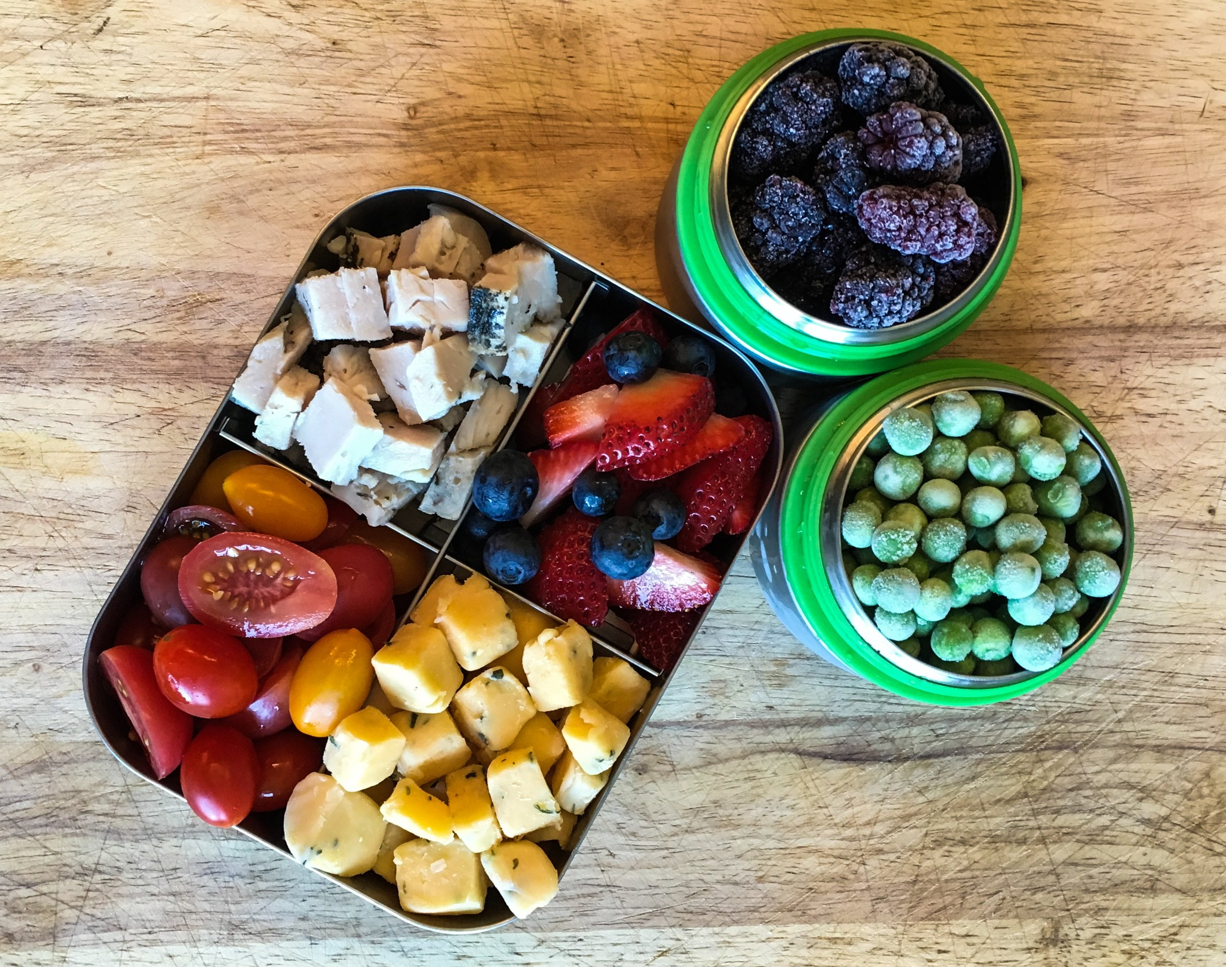 Simplify Lunch -