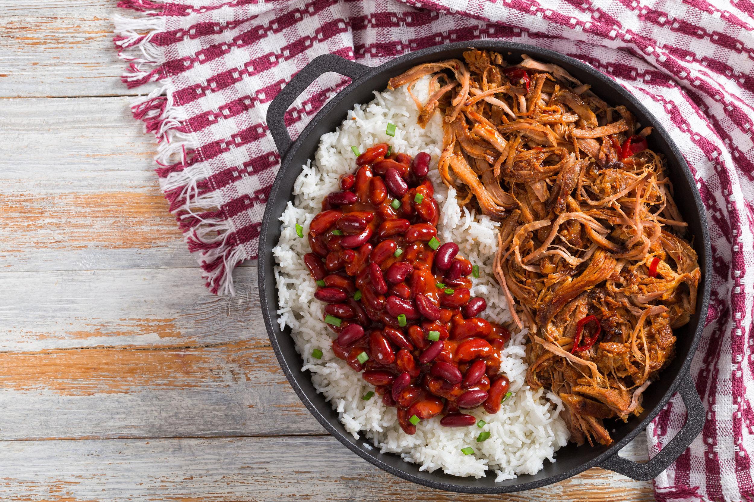 Adobo Pork Rice Beans.jpg