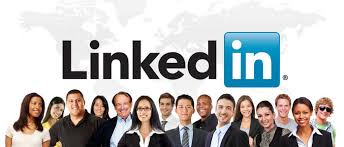 linkedin logo, people