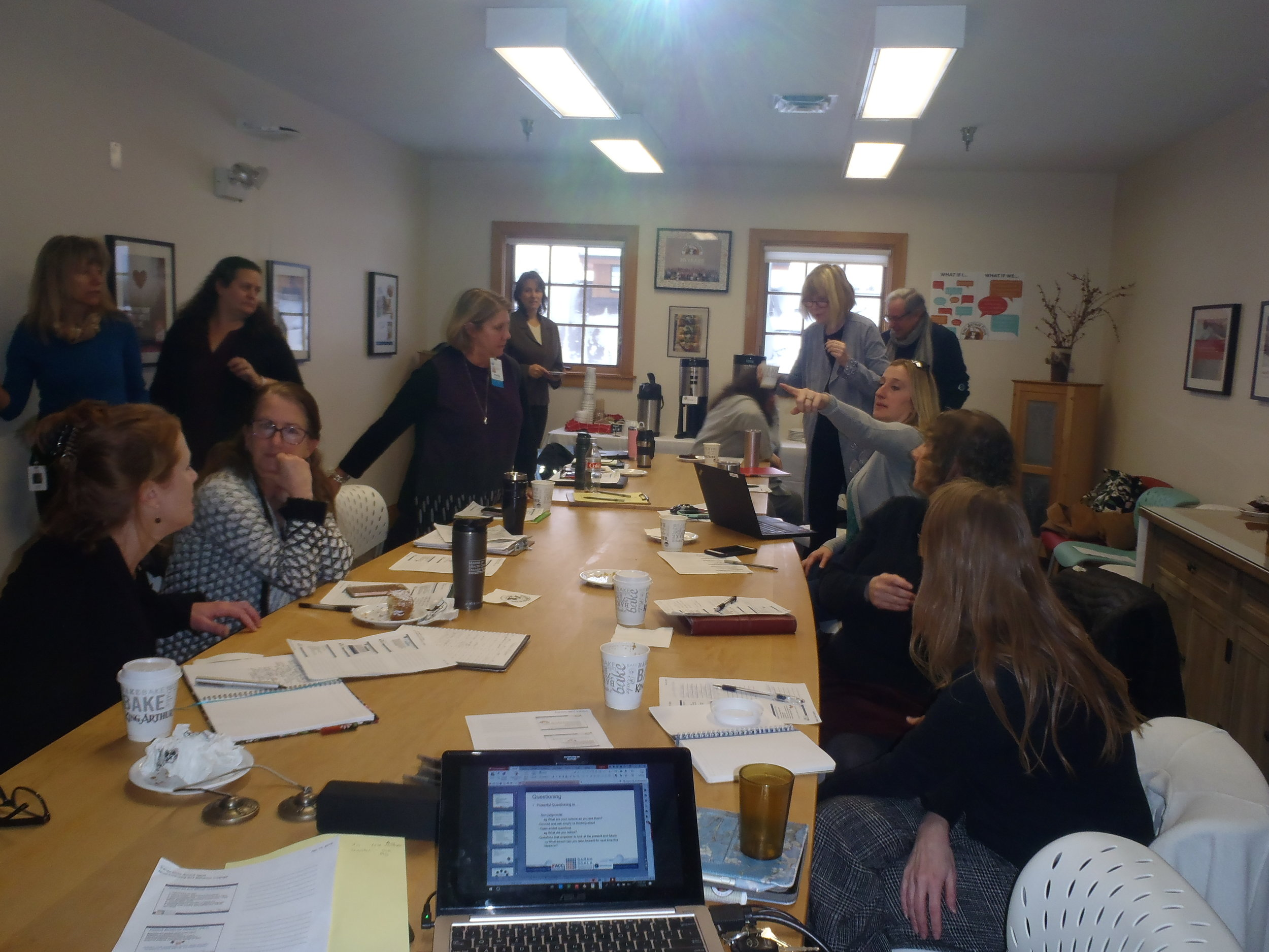 Granite State Organization Development and Learning Round Table - Jan 2019