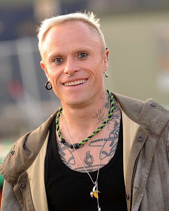 RIP Keith Flint 1969-2019 Hausar wouldn't exist without you or @theprodigyofficial 🖤