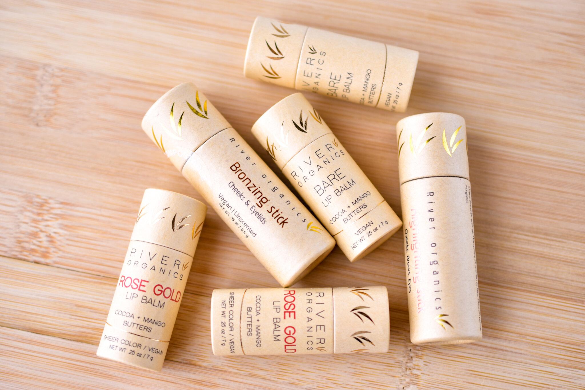 Makeup Sticks Zero Waste Organic