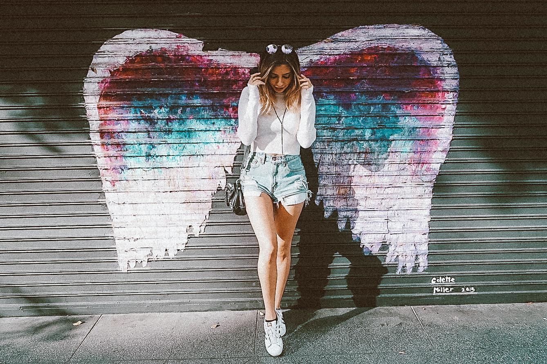 Instagram Worthy Walls Colette Miller WingsTara Michelle