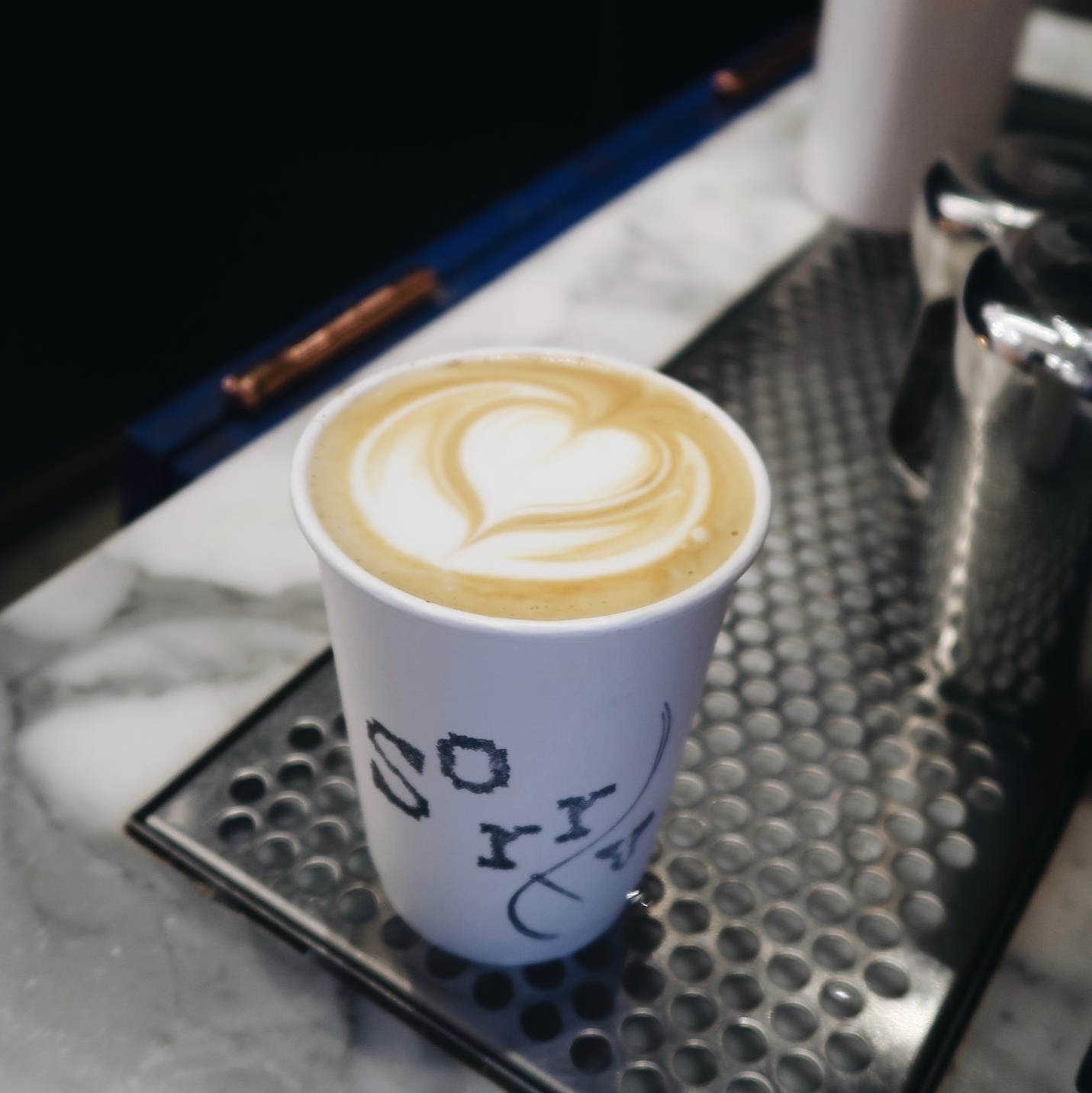 Coffee in Toronto Tara Michelle