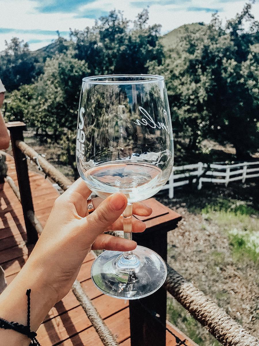 Malibu Wine Safari Tara Michelle