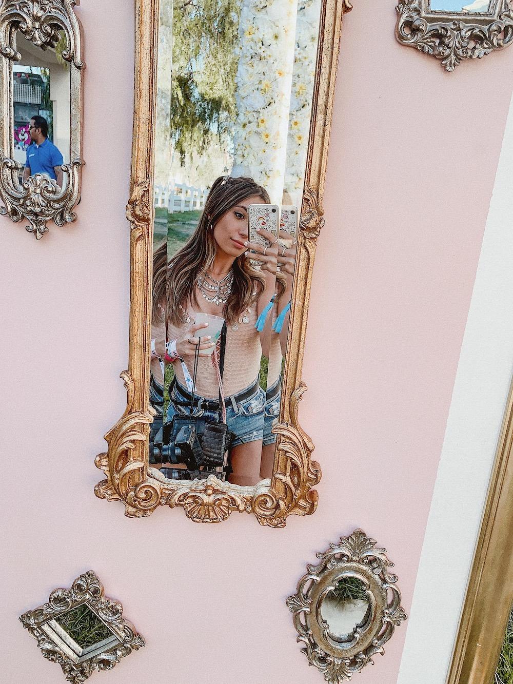 Coachella Tara Michelle