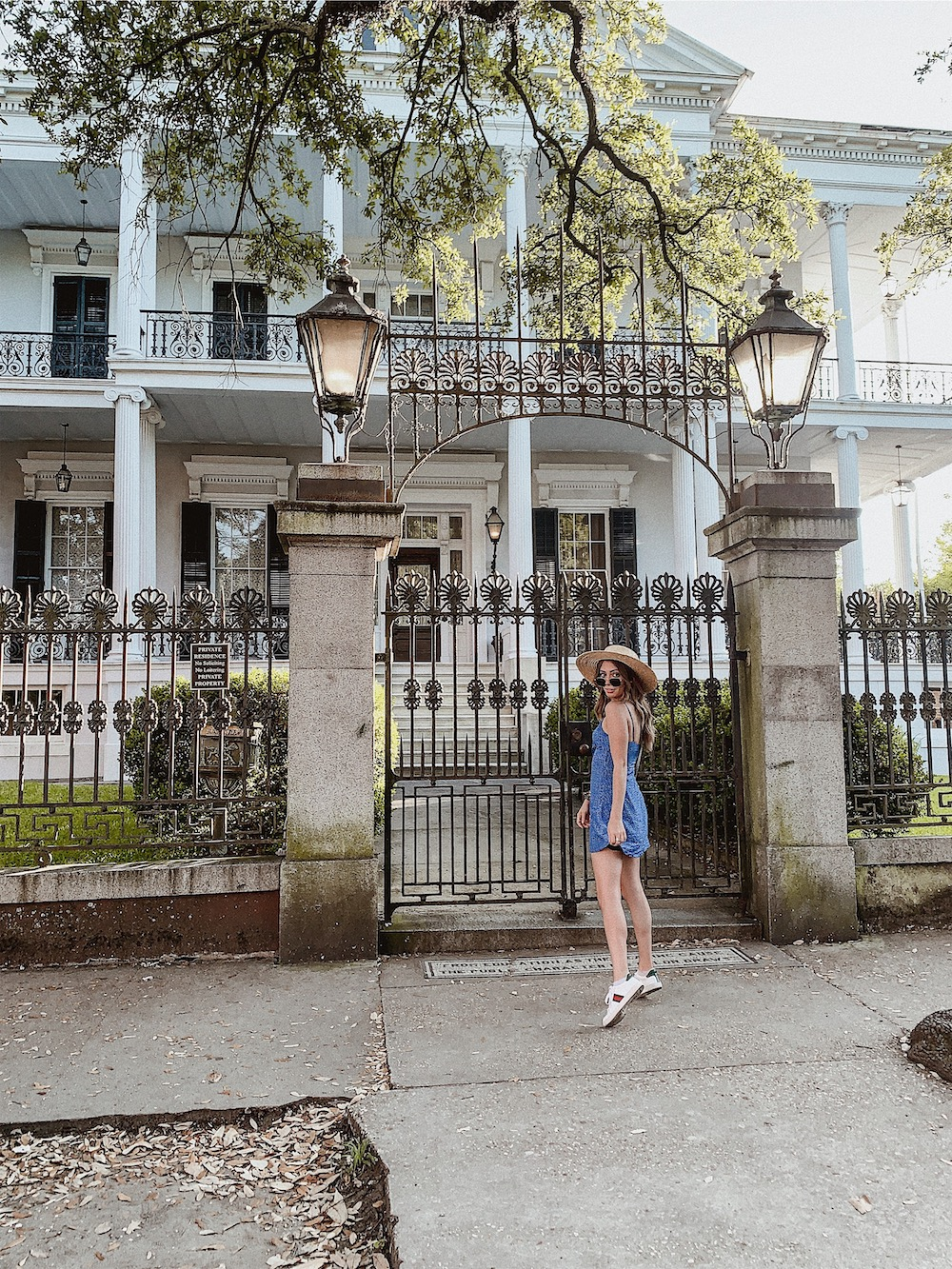 WHAT I WORE NEW ORLEANS | TARA MICHELLE