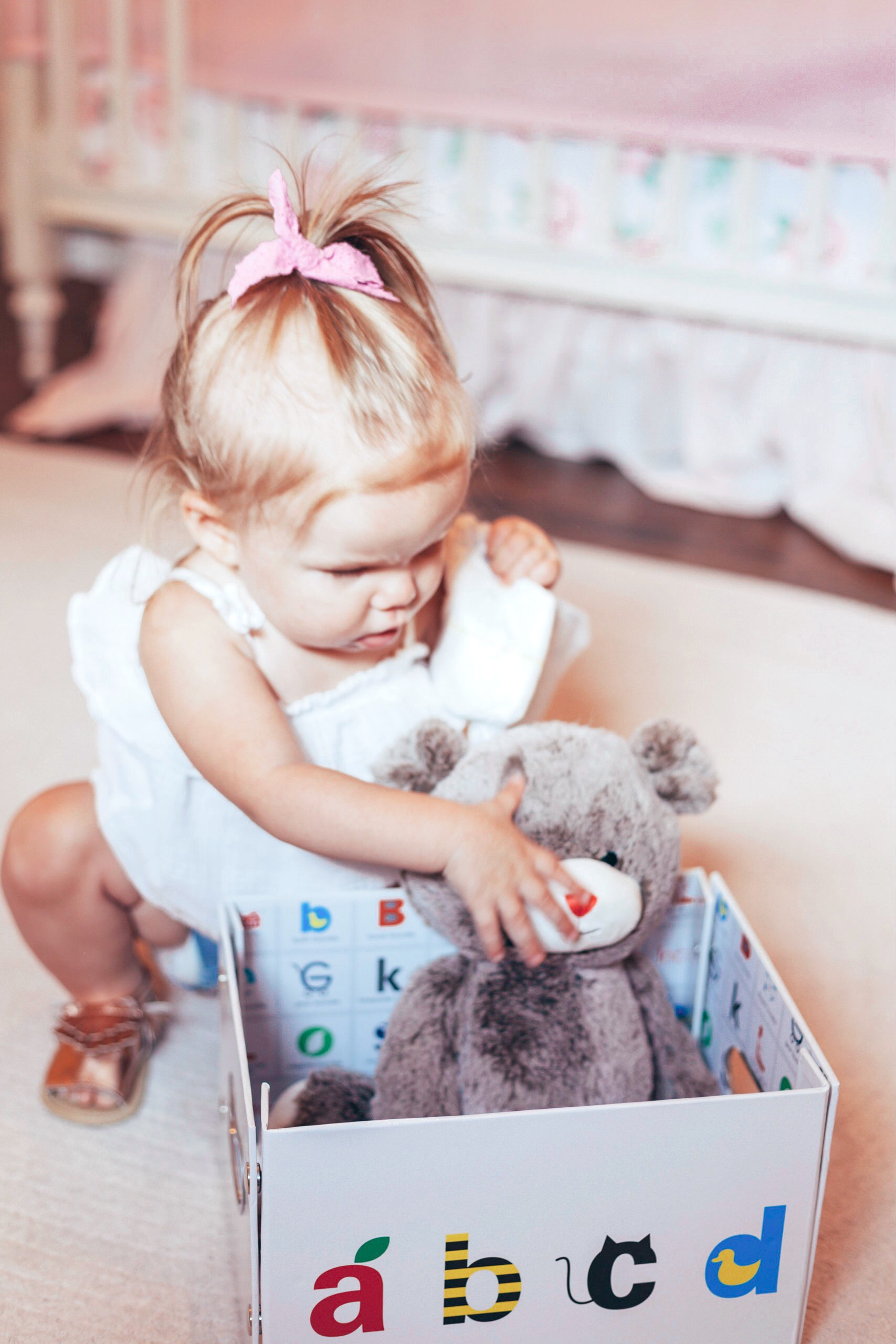 IncrediBundles Diaper Subscription Giveaway - All in with Angie