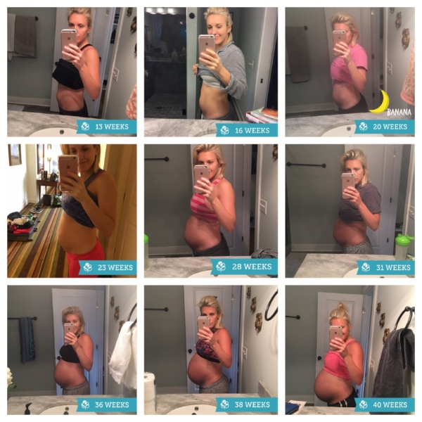 Postpartum body - All in with Angie