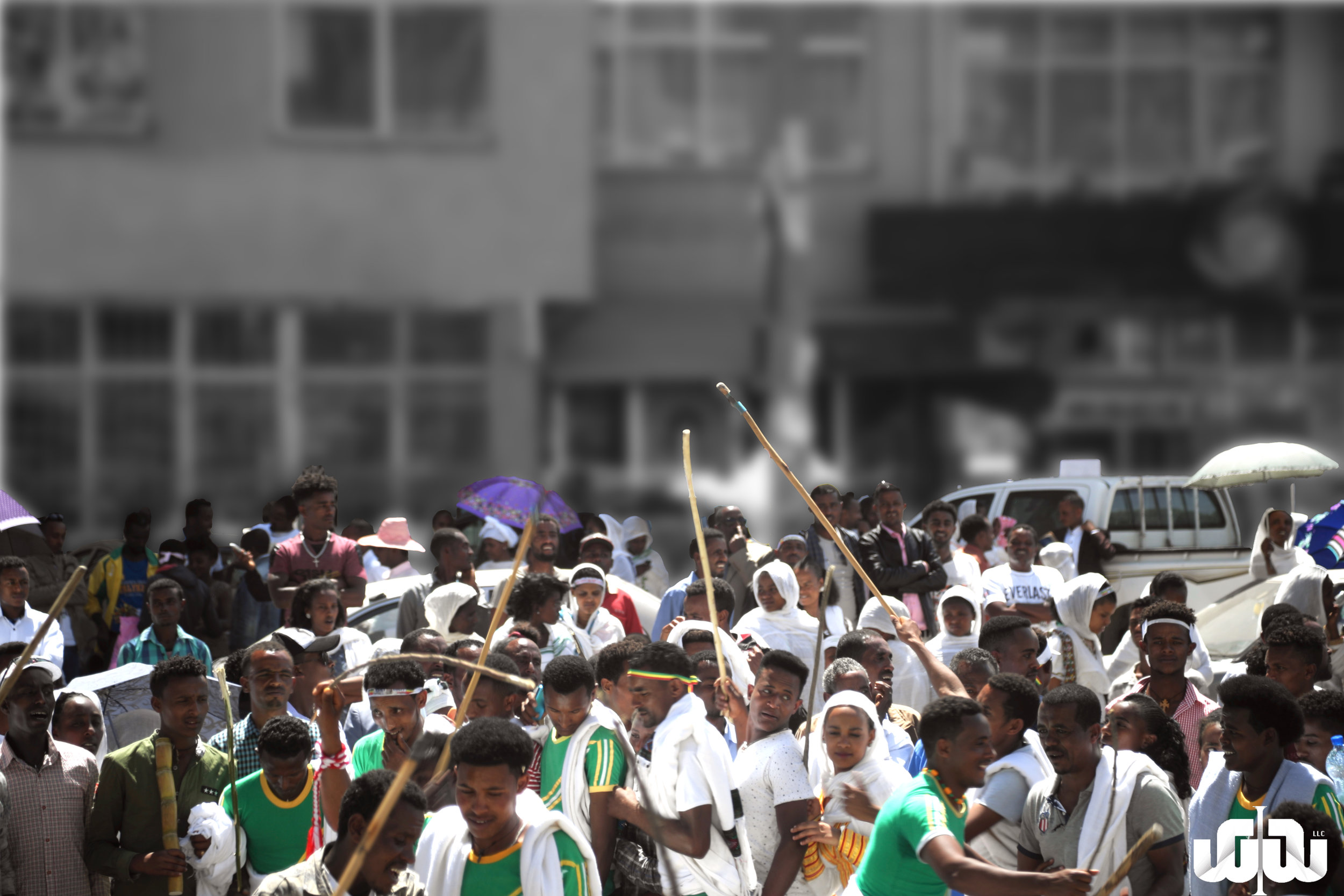 - Shots captured in Gerji - Addis Ababa.