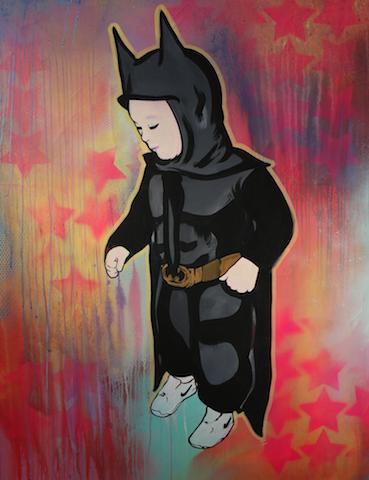 Bat Bubby - Text.