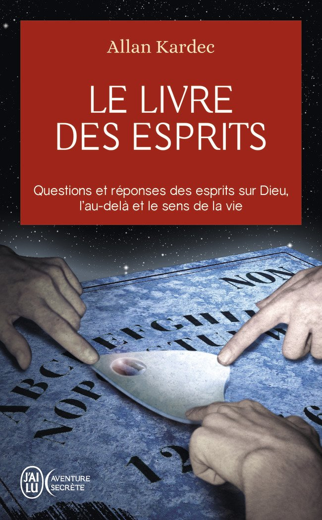 Le livre des Esprits | Allan Kardec | The Wisdom of a Unicorn | Virginie Barba - Médium
