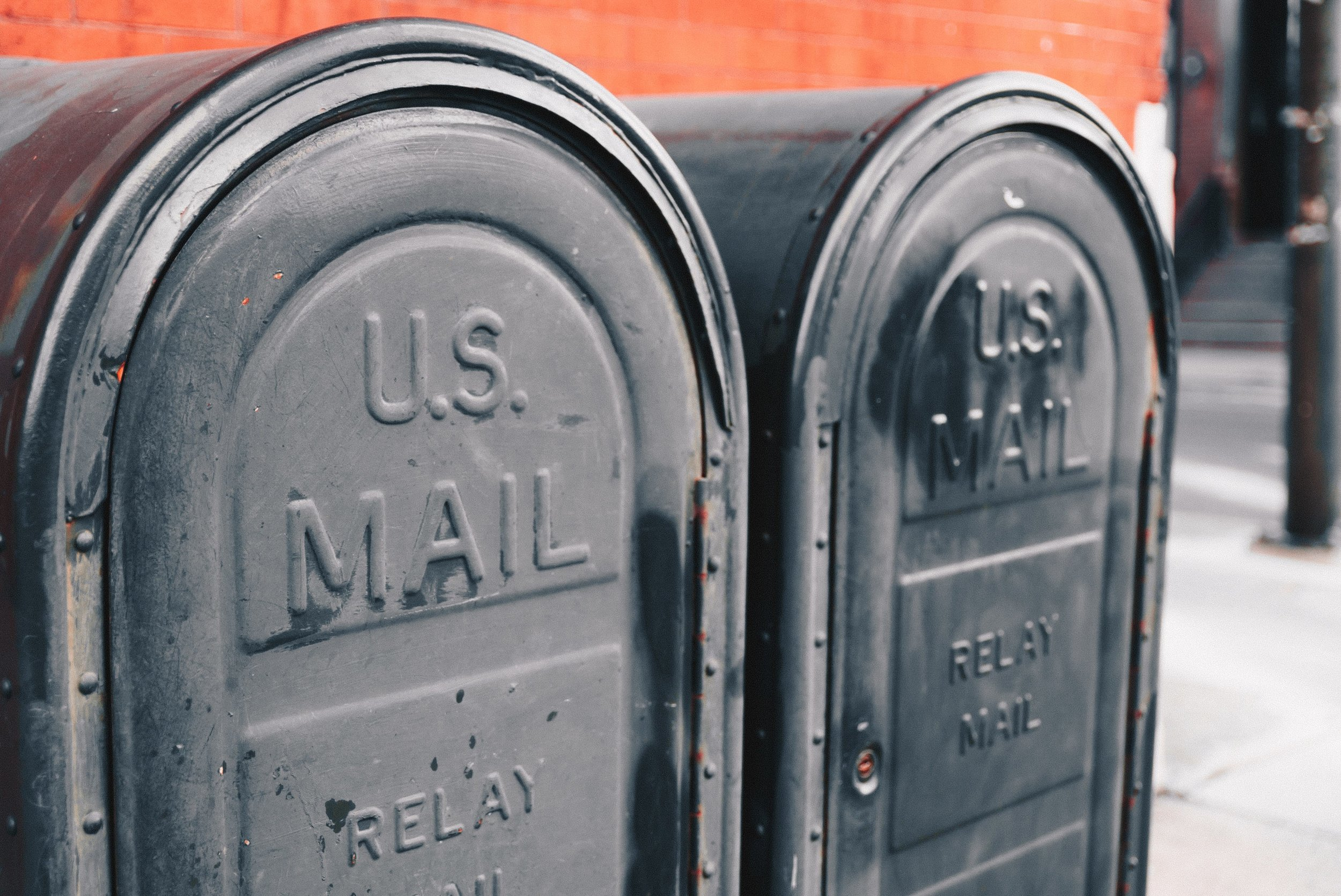 Postmasters and Mail Superintendets -