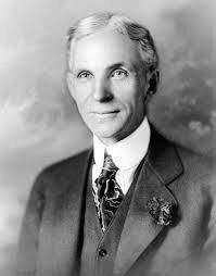 """""""If everyone is moving forward together, then success takes care of itself."""" -Henry Ford - Image Source - Wikipedia.org"""