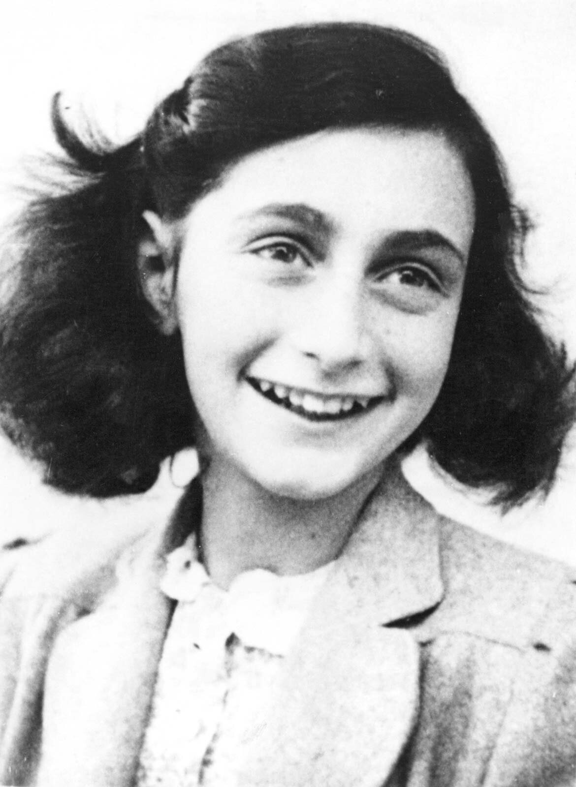 """""""How wonderful it is that nobody need wait a single moment before starting to improve the world."""" -Anne Frank - Image Source - AnneFrank.com"""