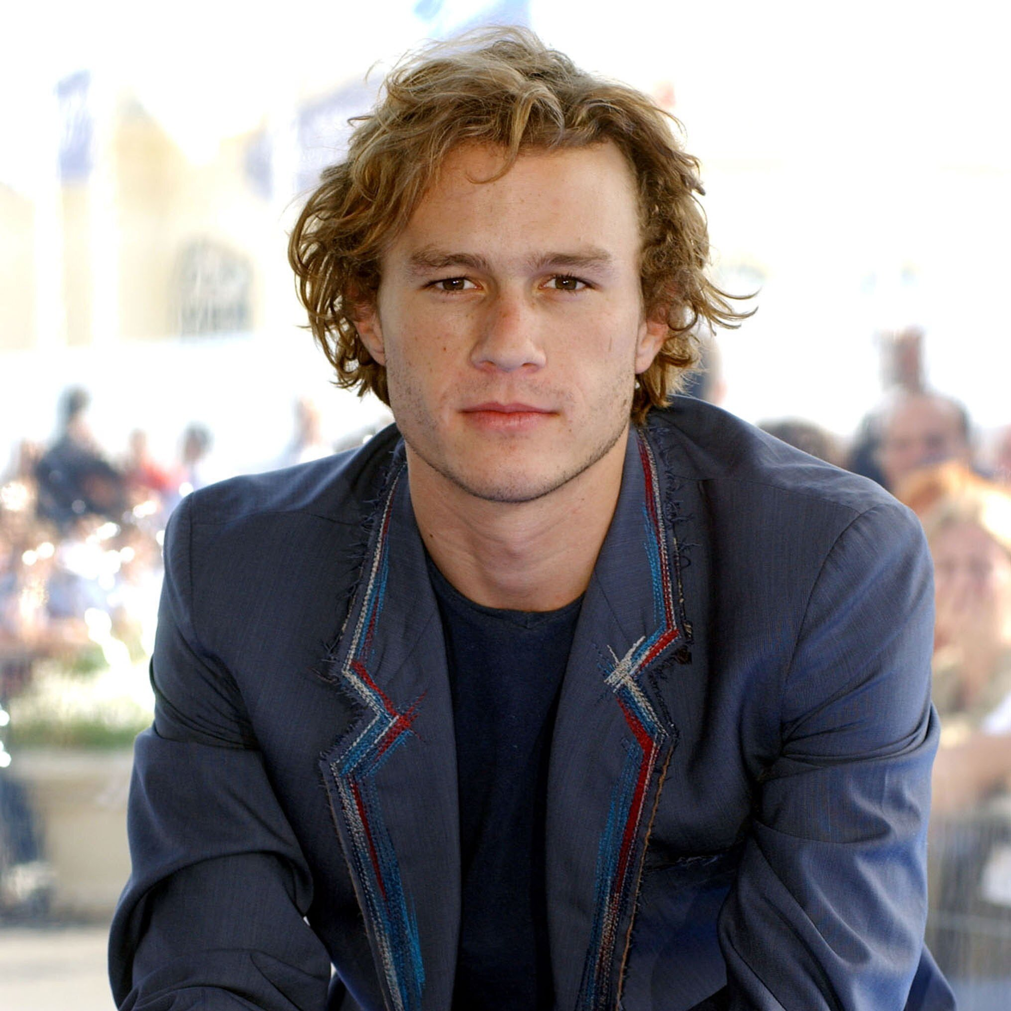 """""""Don't let anyone ever make you feel like you don't deserve what you want."""" -Heath Ledger - Image Source - Vogue.com"""