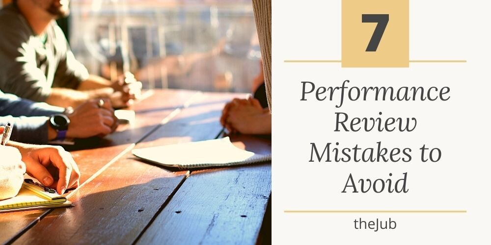 Performance Review Mistakes