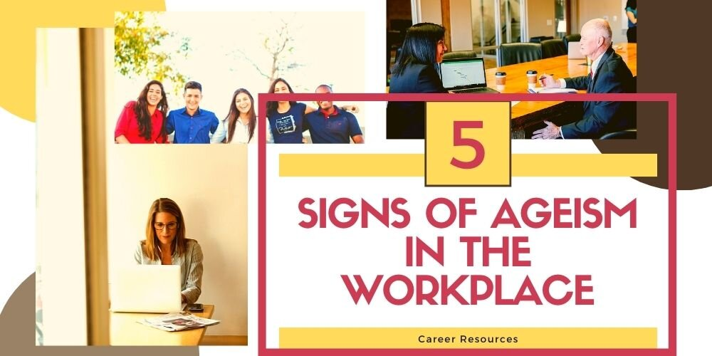signs of ageism in the workplace