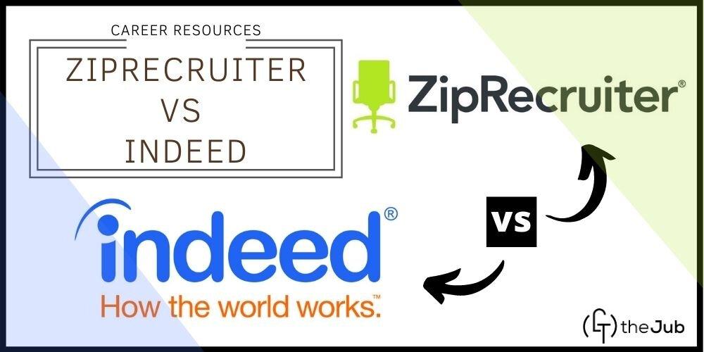 Ziprecruiter vs Indeed