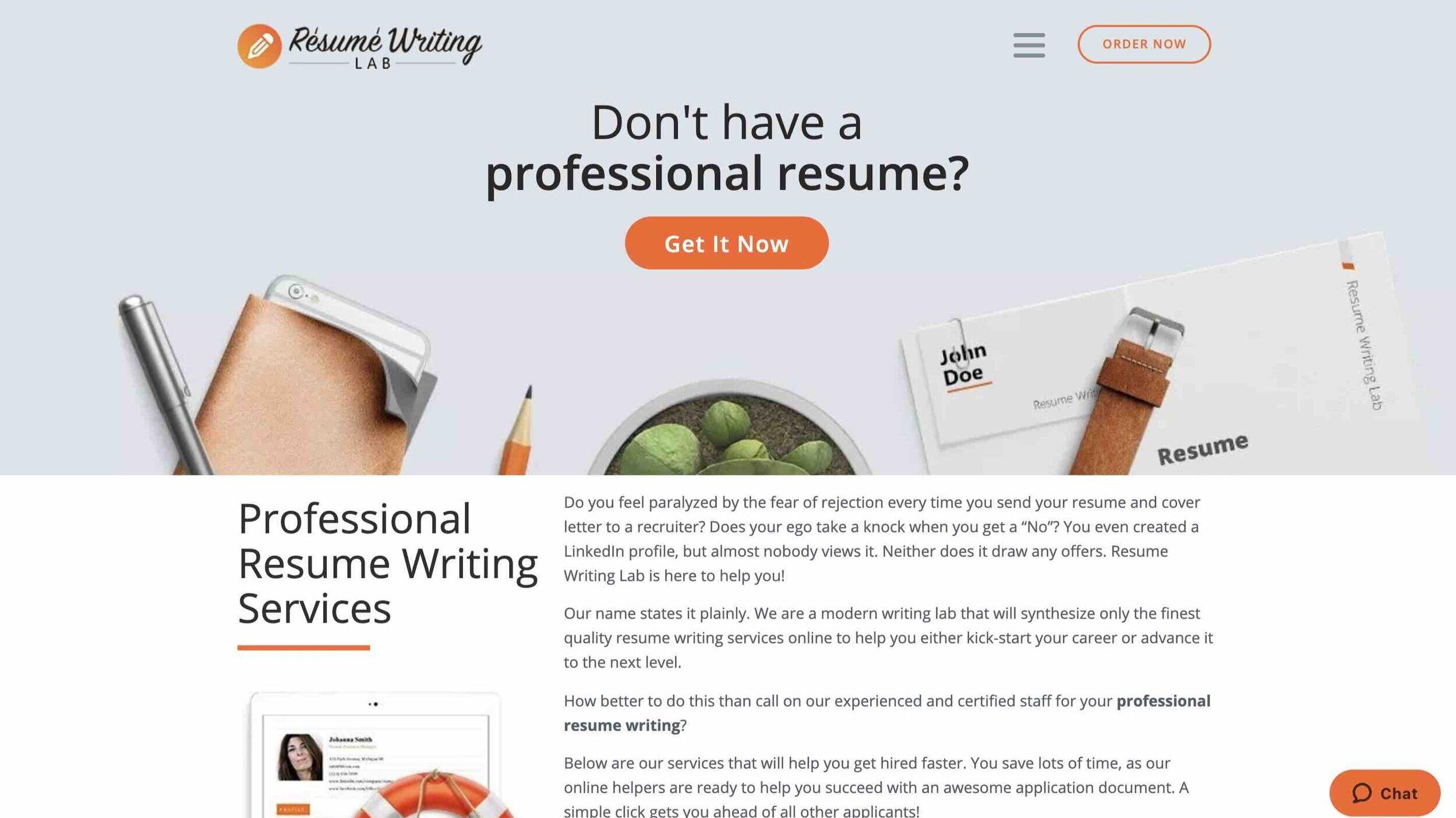 resume writing lab .jpg