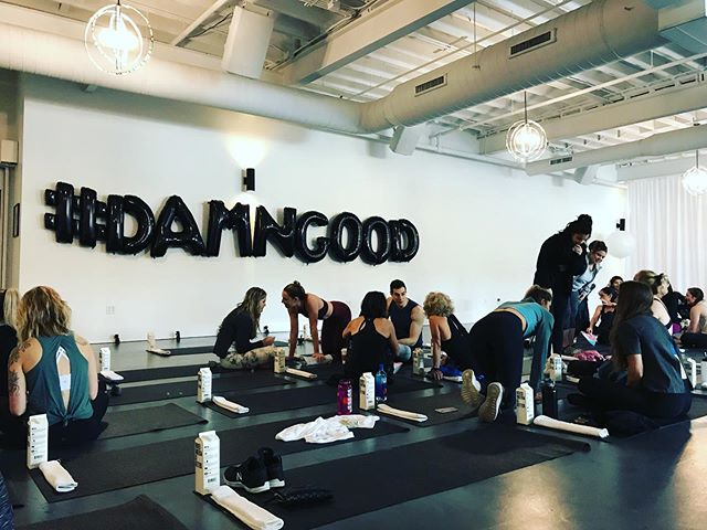 We are excited to be apart of a mind body movement THIS Sunday, 8/11 from 9-11:30am! Come & experience a whole new level of wellness with us! We'll be creating custom inspirational bracelets to spread positive vibes. We love getting to partner with our favorites on an event where brands are doing #DAMNGOOD Things! @grazechicago @theclass @courtney_deri @outdoorvoices @ovationchicago . . . Link for event info in bio & use code IANNECI for a $10 discount✌🏻🙌🏼🧘🏼♂️