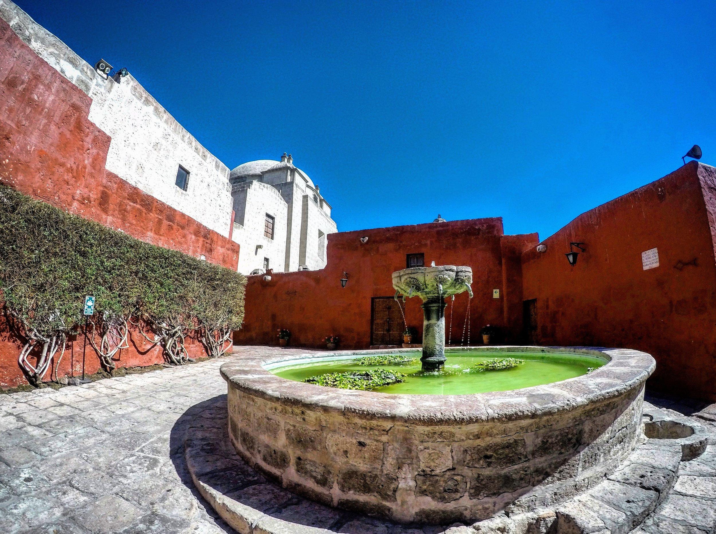 Arequipa - für viele die schönste Stadt Perus