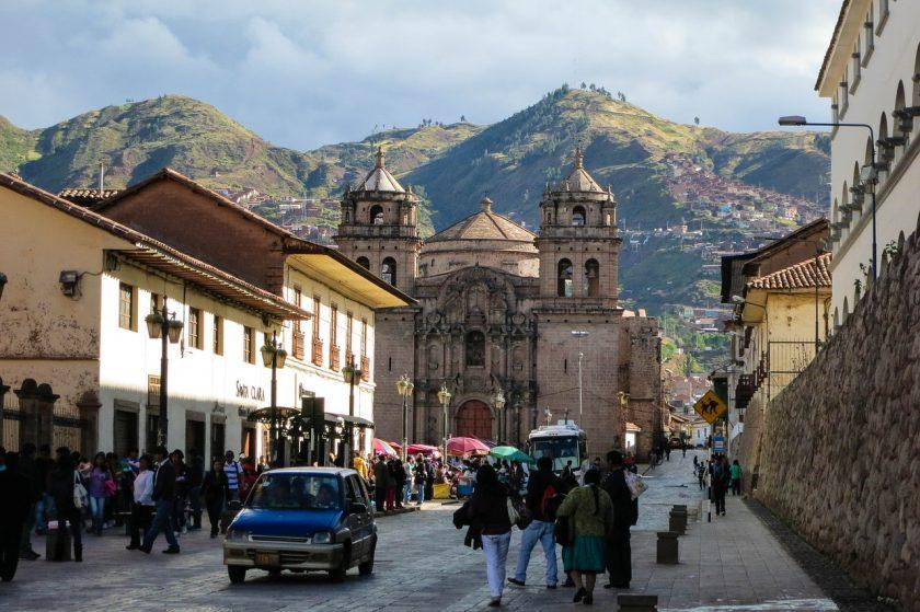 Cusco - Hauptstadt der Inka