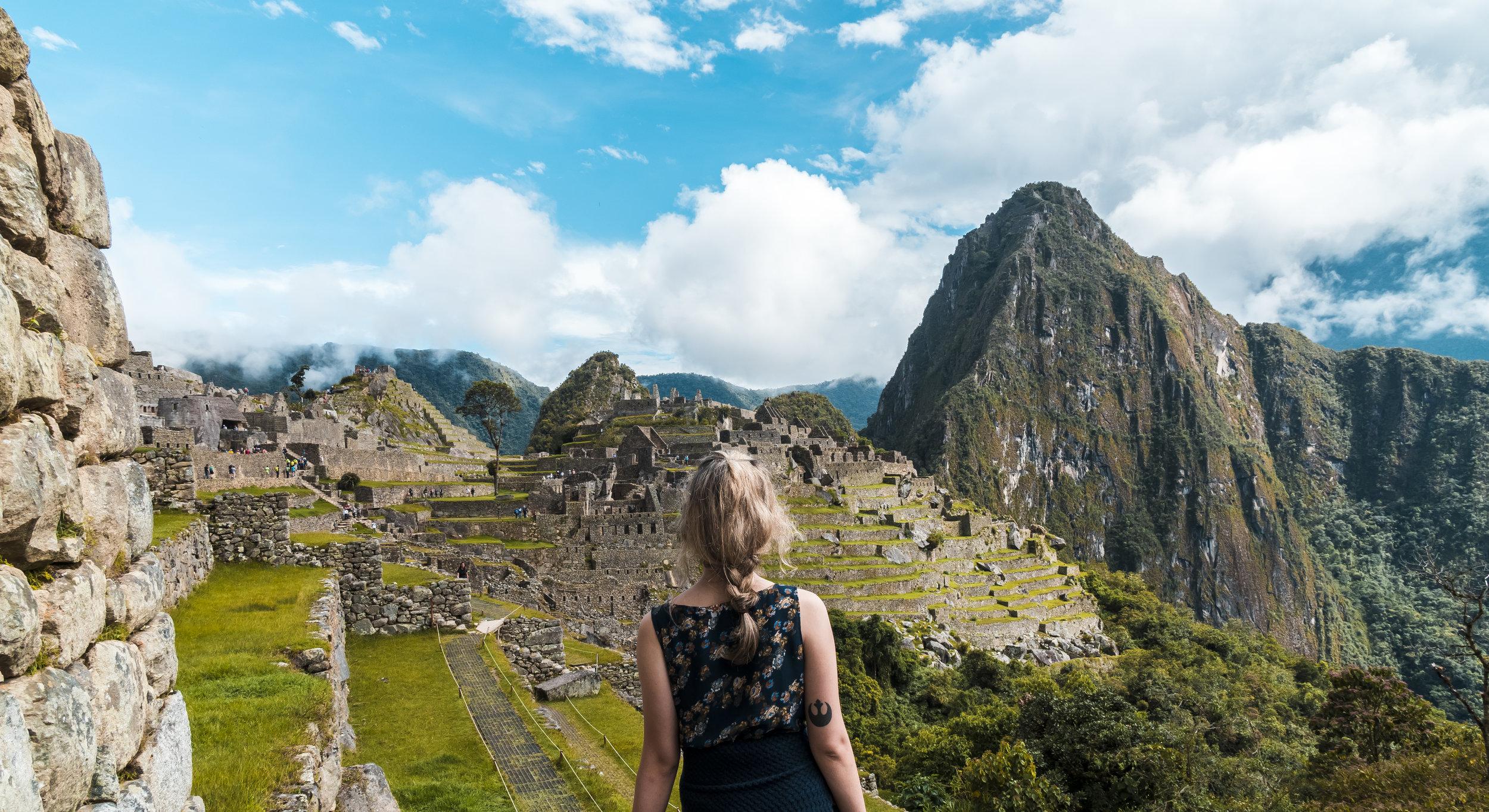 Das große Highlight: Machu Picchu