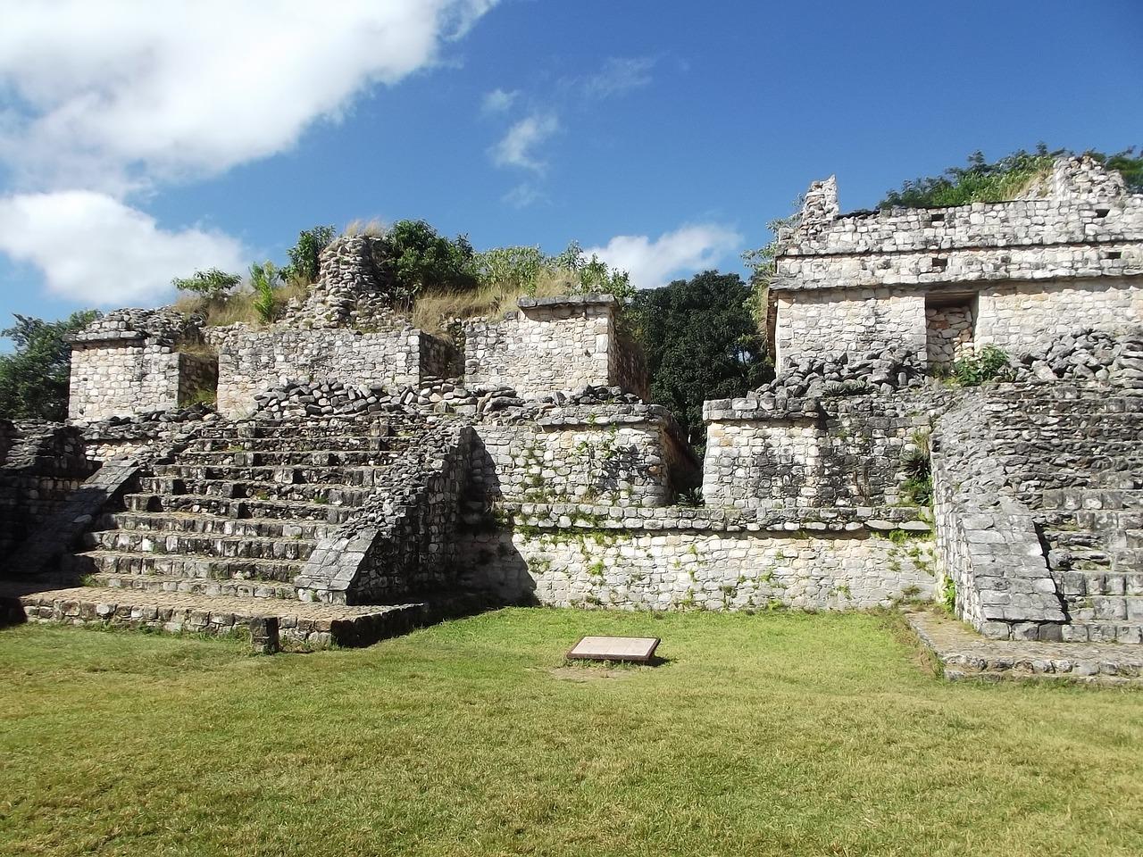 Die Maya-Ruinen von Ek Balam
