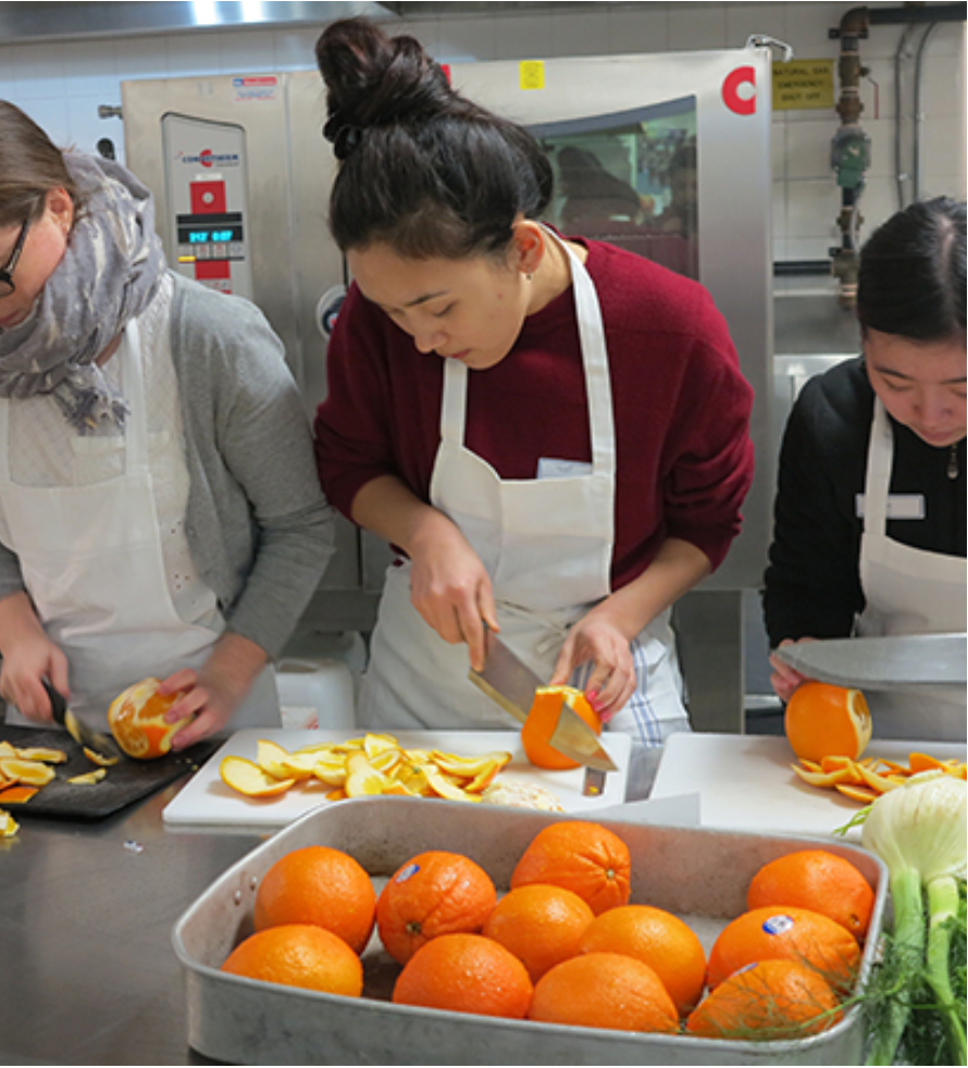 Imperfect Kitchen Pop-Up Classes   Offered in the 17 cities where Imperfect Foods already has a distribution network.
