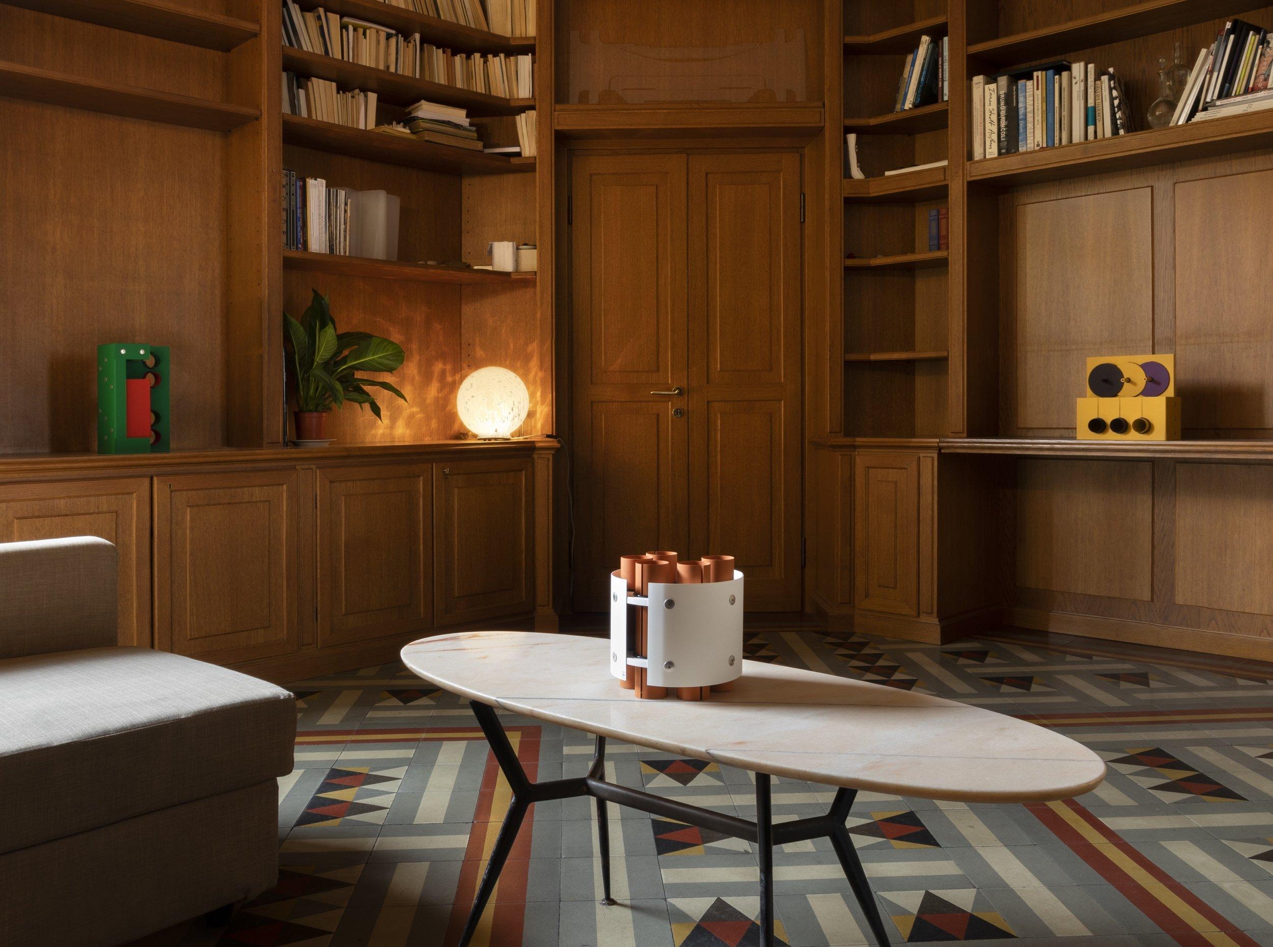 "Matt Paweski, ""Matt Paweski: Tre sculture e un disegno,"" Octagon, Milan, 2019"